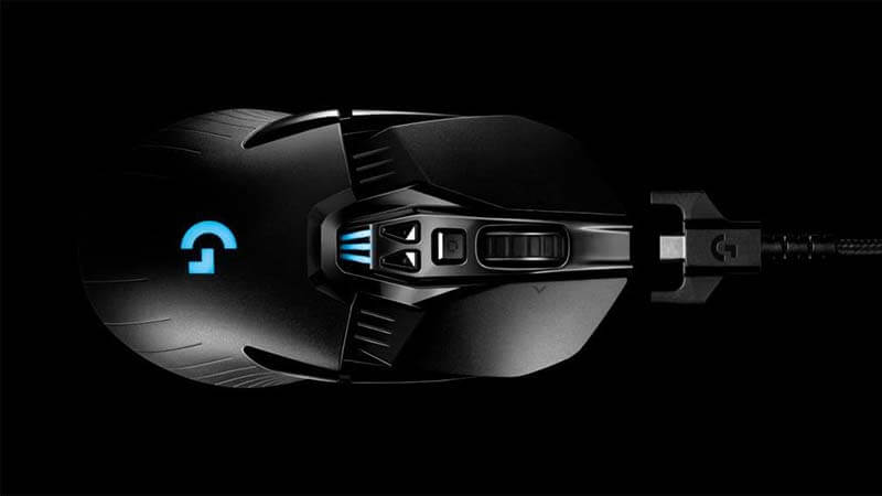Logitech G903 Review Design