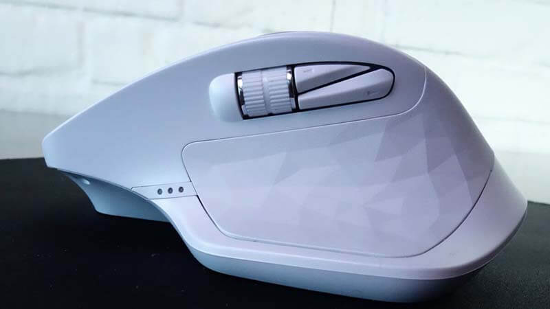 Logitech MX Master 2S Review Button