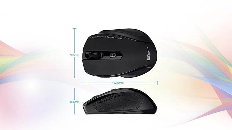 Victsing MM057 mouse 1