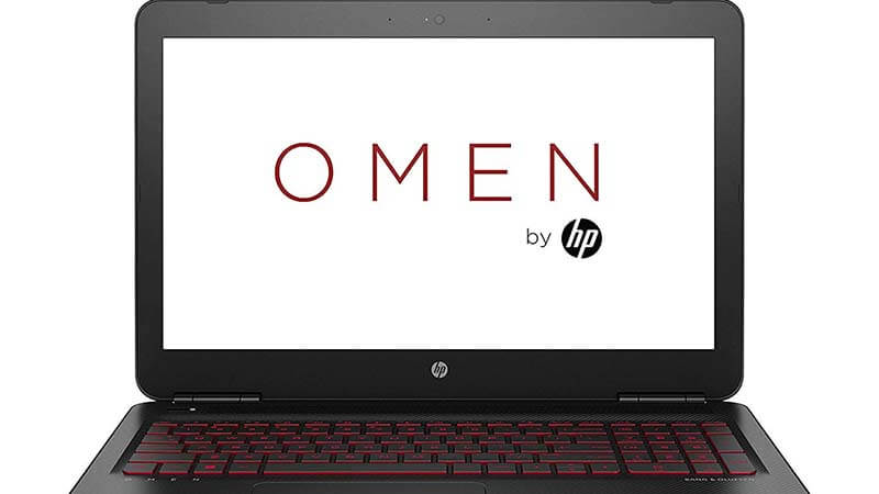HP Omen 15 AX250WM Design