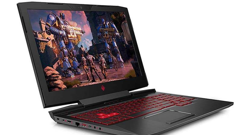 HP Omen 15 AX250WM Power Consumption