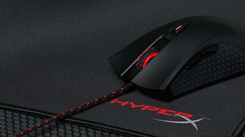 HyperX Pulsefire FPS introduction