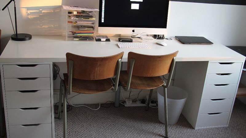 IKEA Galant Desk Review Quality