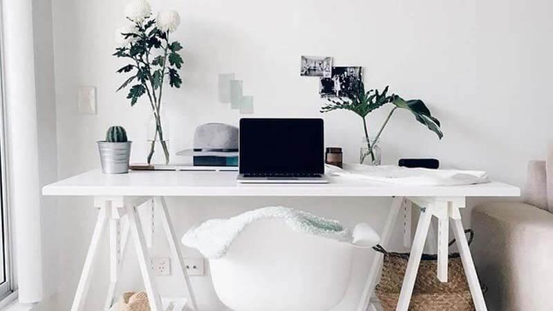 IKEA Linnmon Desk Pro Tip
