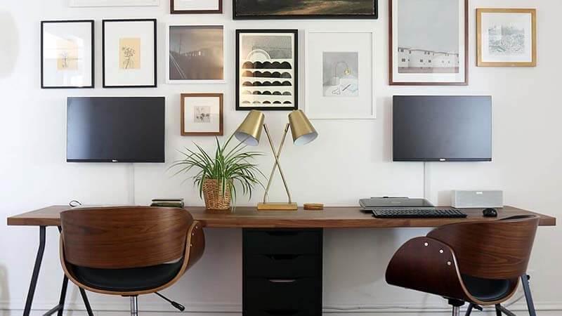 Ikea Karlby Desk Design