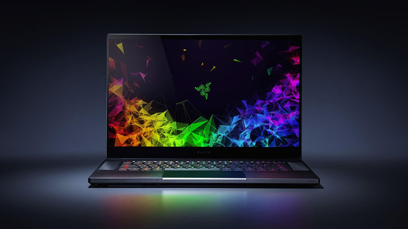 Razer Blade 15 Review Touchpad