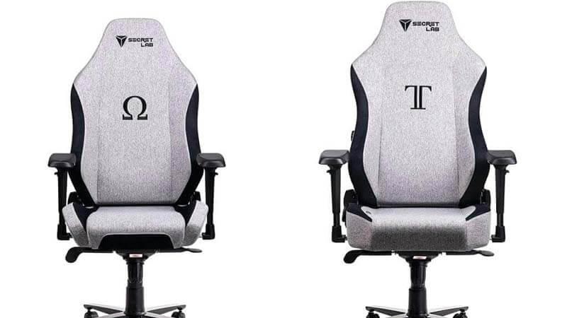 Secretlab Omega vs Titan Weight Materials