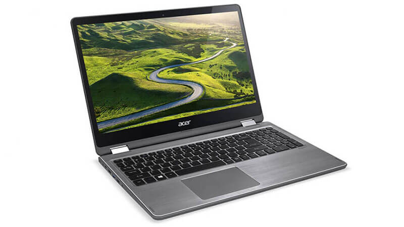 acer aspire r15 Technology