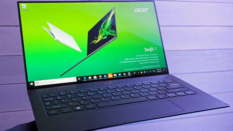 acer swift 7 review introduction