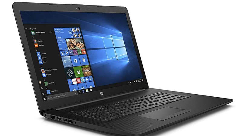 hp 17 inch laptop Features