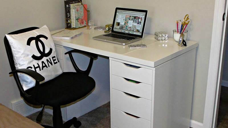 Magnificent Ikea Alex Desk Review Drawers Kickofftech Com Theyellowbook Wood Chair Design Ideas Theyellowbookinfo