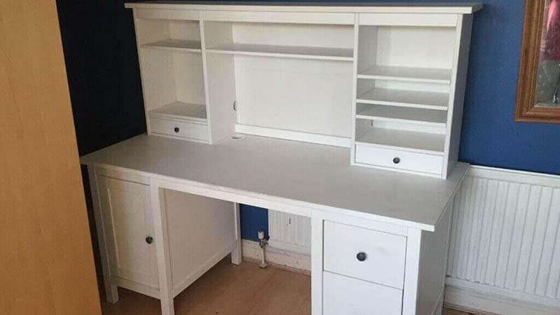 Kea Hemnes Desk Review It S Not Just A Desk