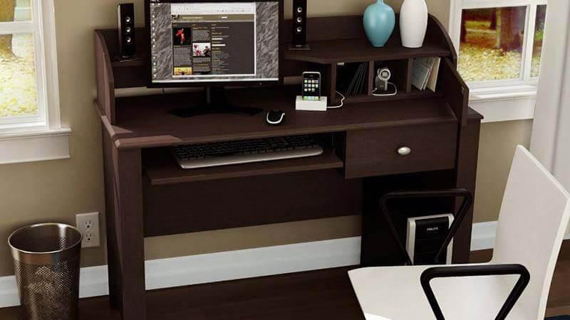 ikea secretary desk Dimensions