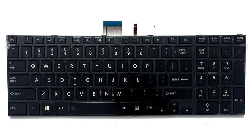 toshiba satellite S55 Keyboard