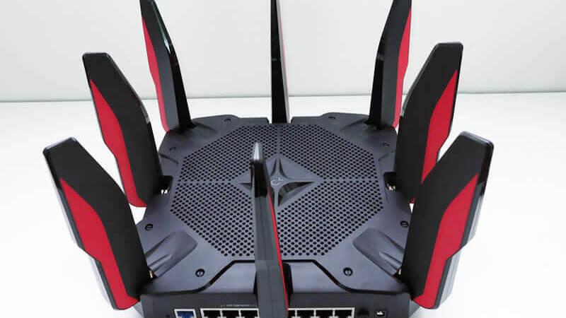TP Link Archer C5400X review Hardware