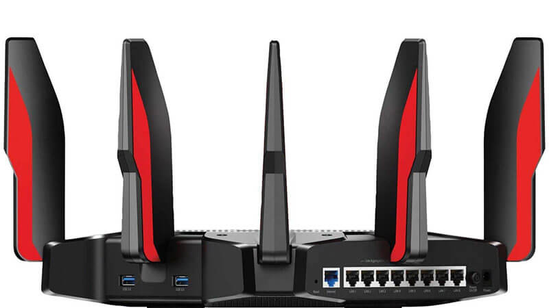 TP Link Archer C5400X review introduction