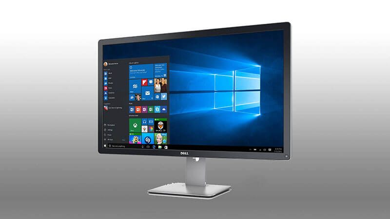 dell ultrasharp up3216q Review Design