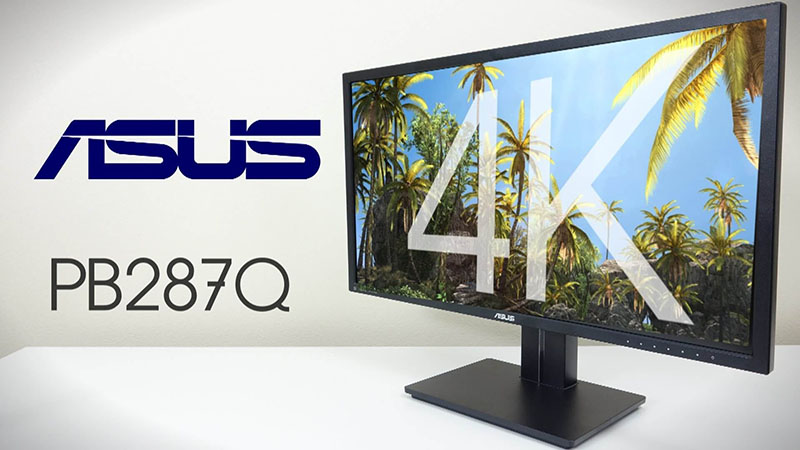 asus pb287q introduction