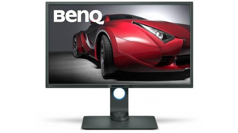 benq pd3200u introduction