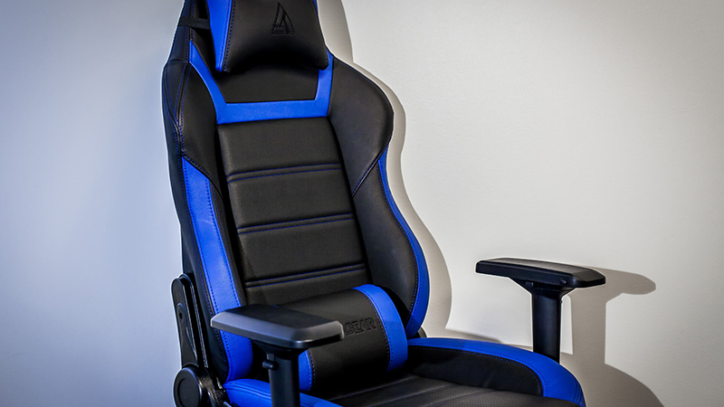 P Line PL6000 Gaming Chair introduction